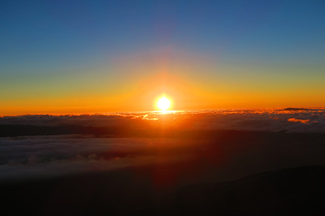 Sunset on Mauna Kea - Big Island Hawaii 3