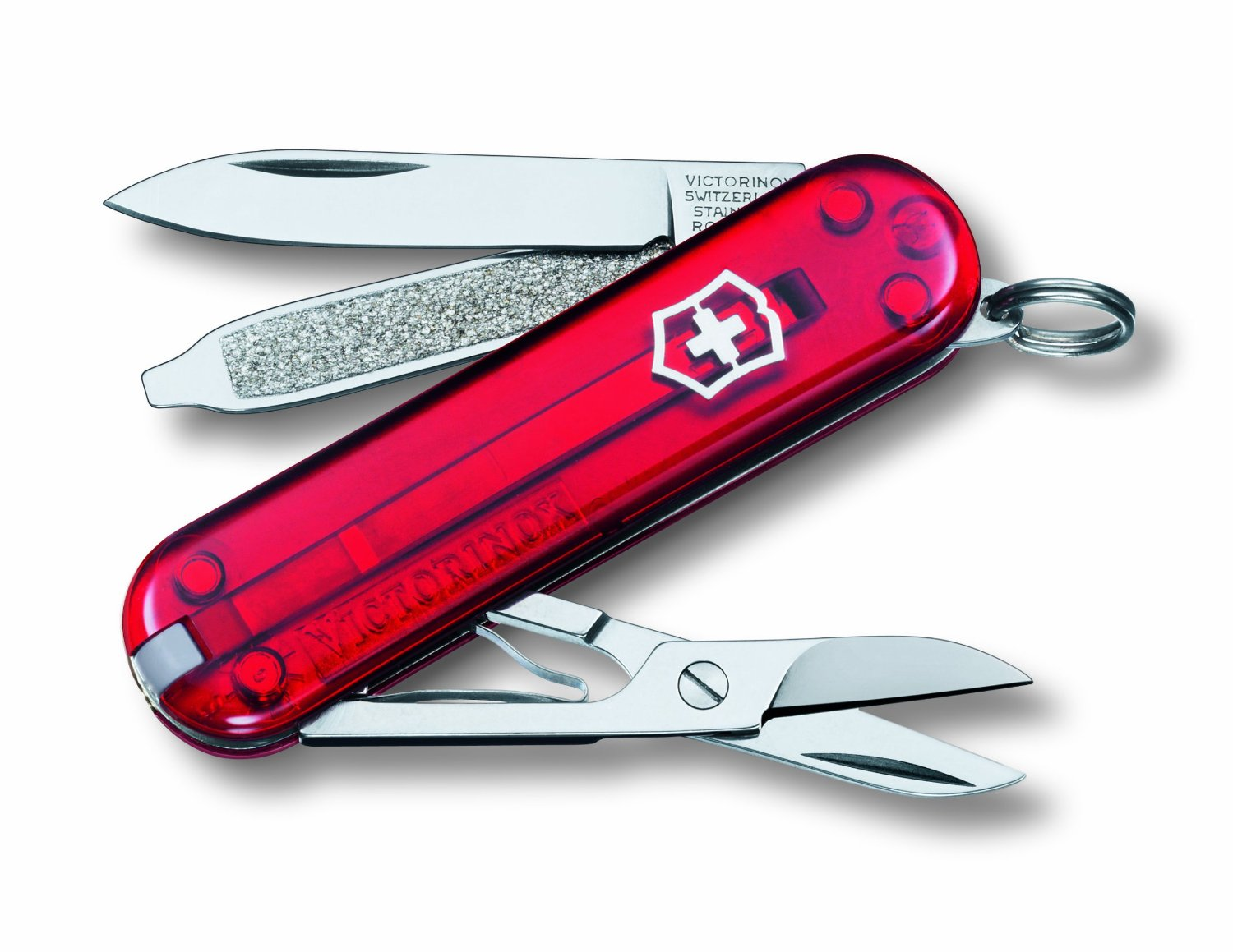 Classic Swiss Army Knife Image