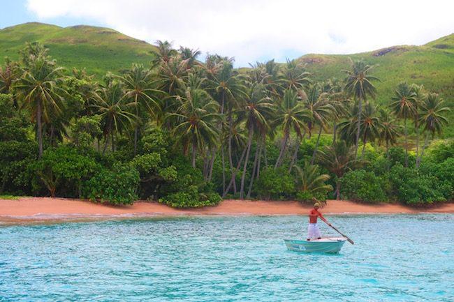 Tahuata Day Trip Hiva Oa Marquesas Islands French Polynesia Hanamoenoa Bay