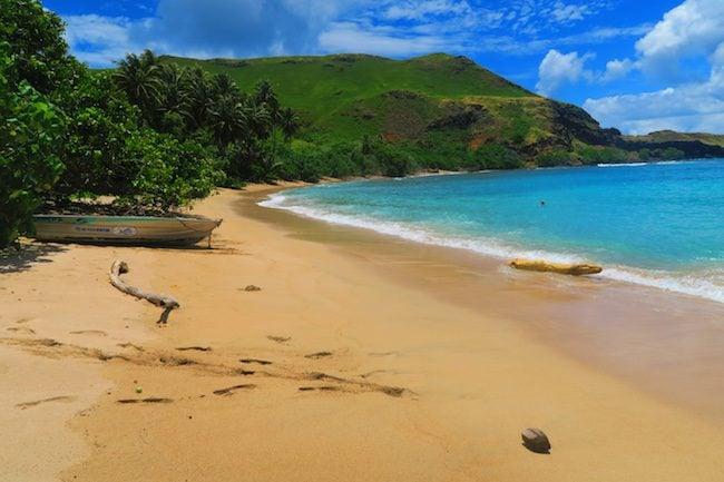 Tahuata Day Trip Hiva Oa Marquesas Islands French Polynesia Hanamoenoa Beach