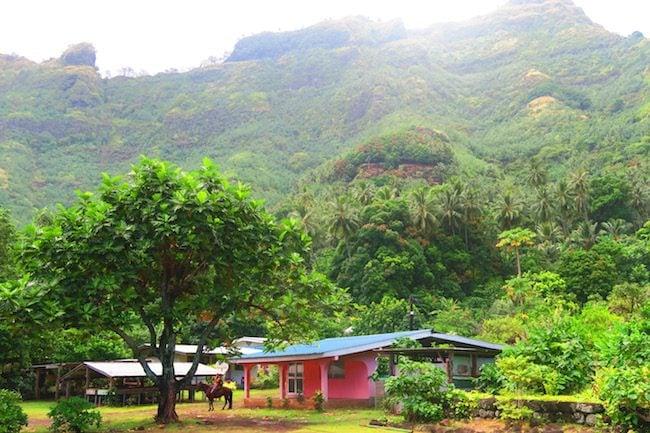 Tahuata Day Trip Hiva Oa Marquesas Islands French Polynesia Hapatoni Village