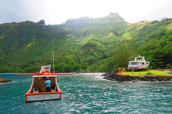 Tahuata Day Trip Hiva Oa Marquesas Islands French Polynesia Hapatoni port