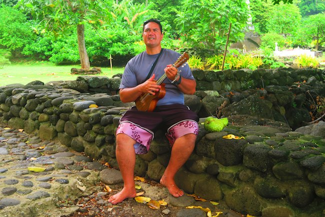 Tahuata Day Trip Hiva Oa Marquesas Islands French Polynesia Hapatoni village Pifa singing