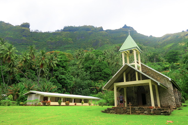 Tahuata Day Trip Hiva Oa Marquesas Islands French Polynesia Hapatoni village church