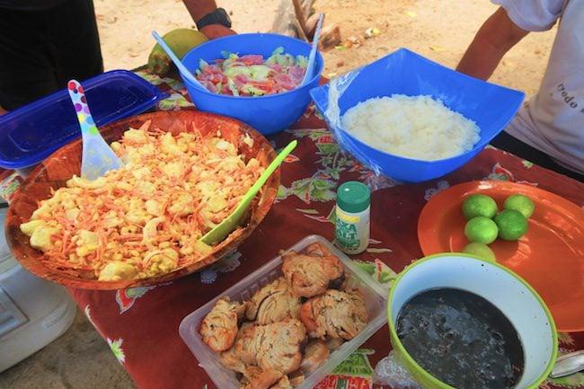 Tahuata Day Trip Hiva Oa Marquesas Islands French Polynesia Picnic lunch