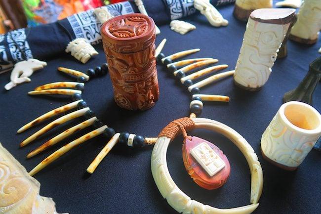 Tahuata Day Trip Hiva Oa Marquesas Islands French Polynesia artisan market