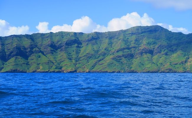 Tahuata Day Trip Hiva Oa Marquesas Islands French Polynesia cliff view