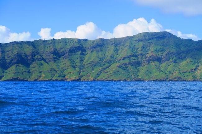 Tahuata Day Trip Hiva Oa Marquesas Islands French Polynesia cliff view