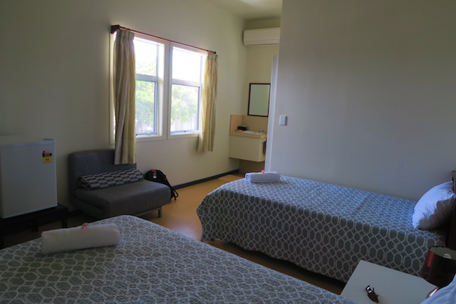 Talofa Inn Apia Samoa - bedroom