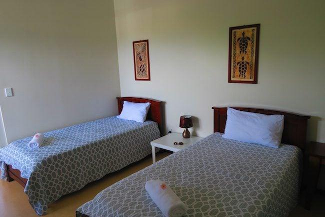 Talofa Inn Apia Samoa - large bedroom