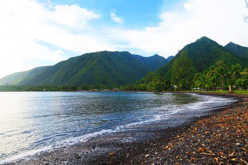 Teahupoo - Tahiti - French Polynesia