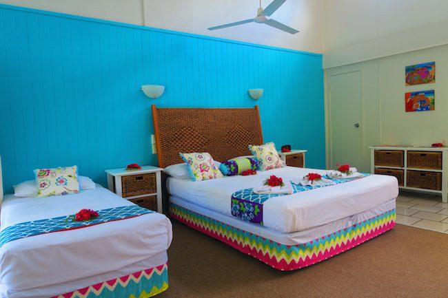 The Black Pearl At Puaikura Rarotonga Cook Islands - cabana