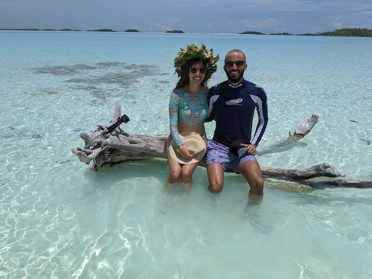 The Blue Lagoon Rangiroa French Polynesia