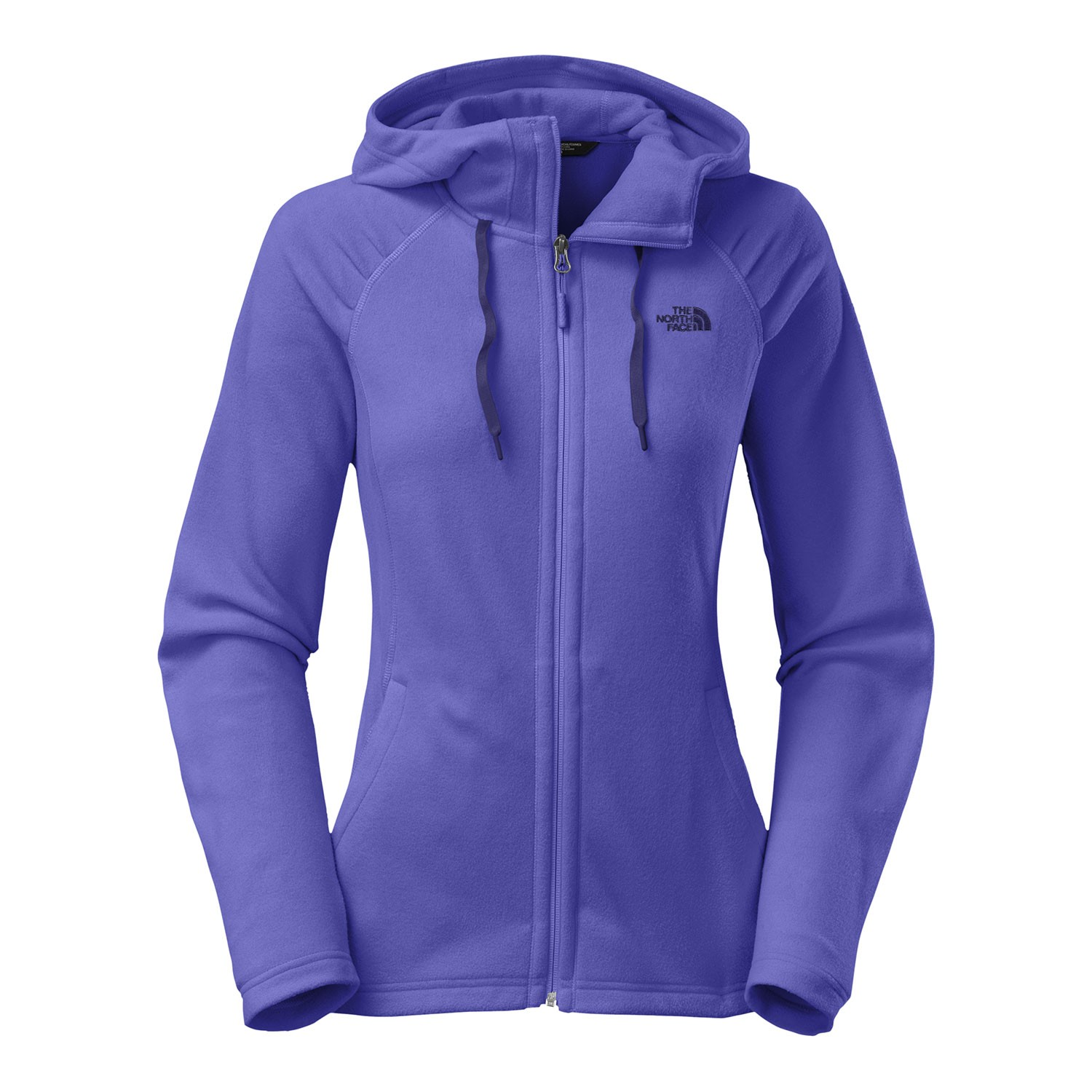 Light North Face Fleece Jacket (Women) Image