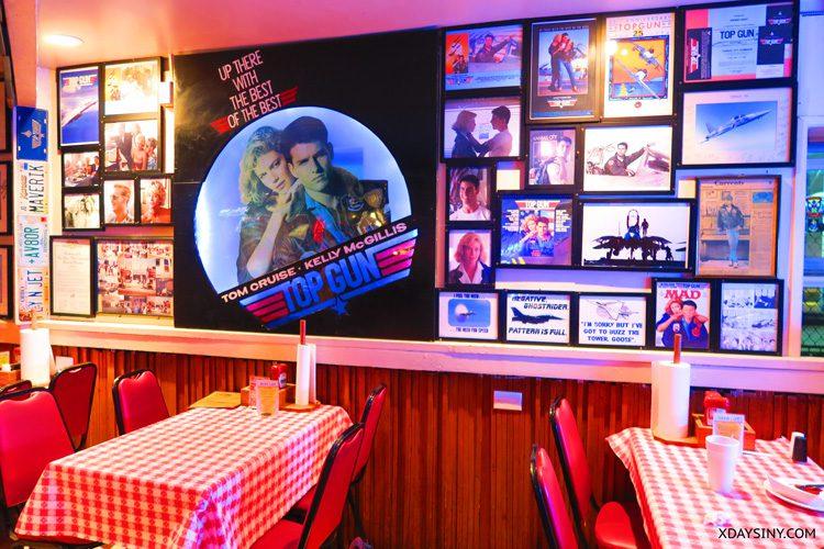 Top Gun Restaurant - XDAYSINY.COM