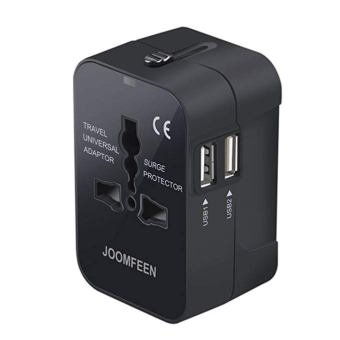 Multi-USB Travel Adapter Image