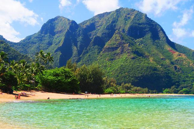 Is Best To Bring Your Snorkeling Gear With You As Tunnels Beach Has Some Of The In Kauai Full Facilities Liuards And Camping Picnic