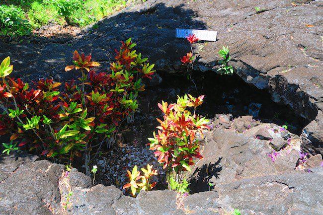 Virgins Cave Savaii island Samoa