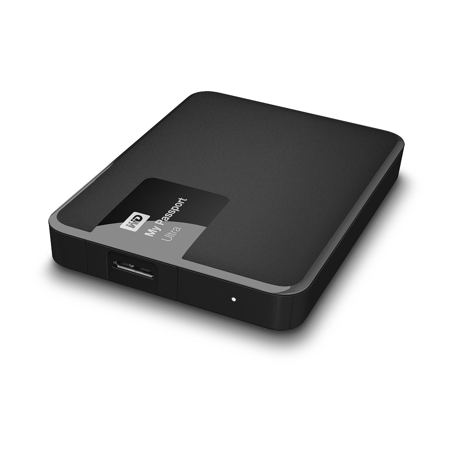 Durable External Hard Drive For Photo Backup & Multimedia Image