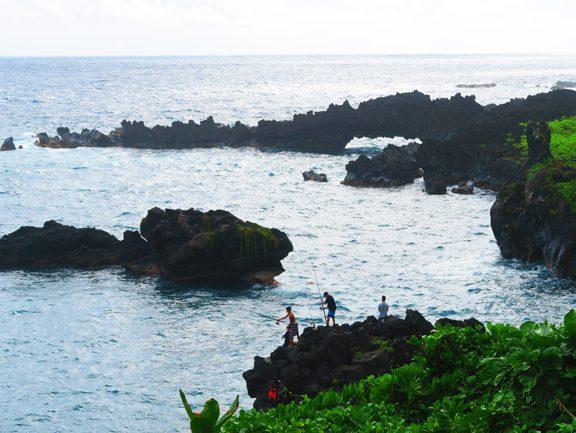 Waianapanapa State Park - Maui - Hawaii