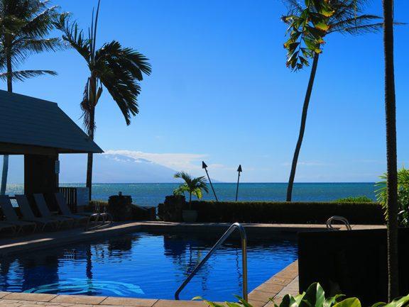 Wavecrest Resort Condos - Molokai Hawaii - pool