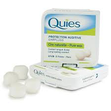 Perfect Sleep Wax Earplugs (Anyone Snoring?) Image