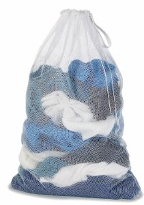 Machine-Friendly Laundry Bag Image