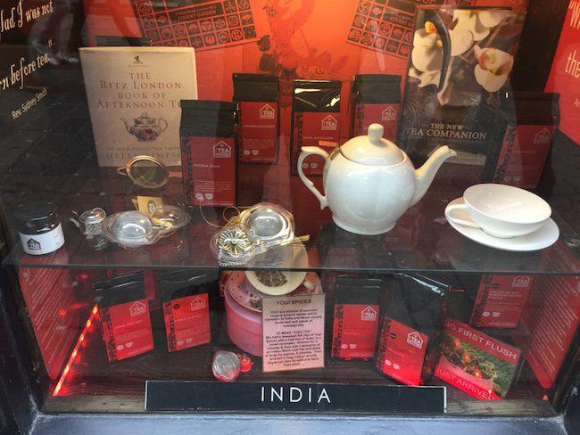 Whittard Tea House London