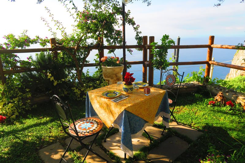 World Center Resort - where to stay in Amalfi - breakfast