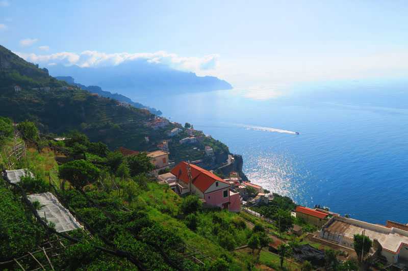 World Center Resort - where to stay in Amalfi - view