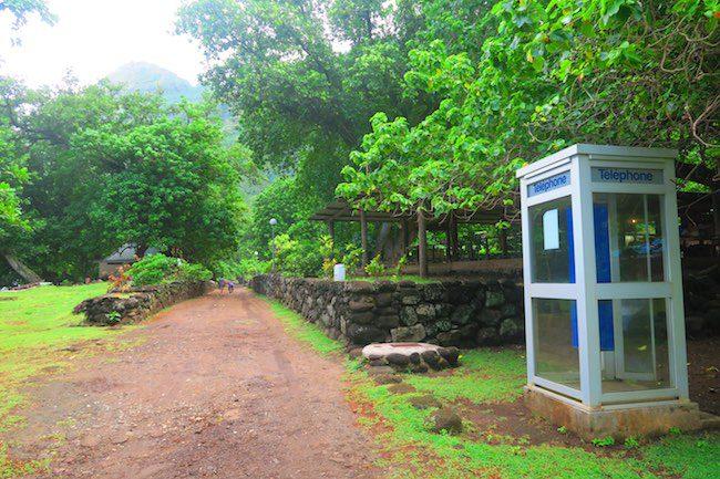 hapatoni village Tahuata Island hiva oa marquesas