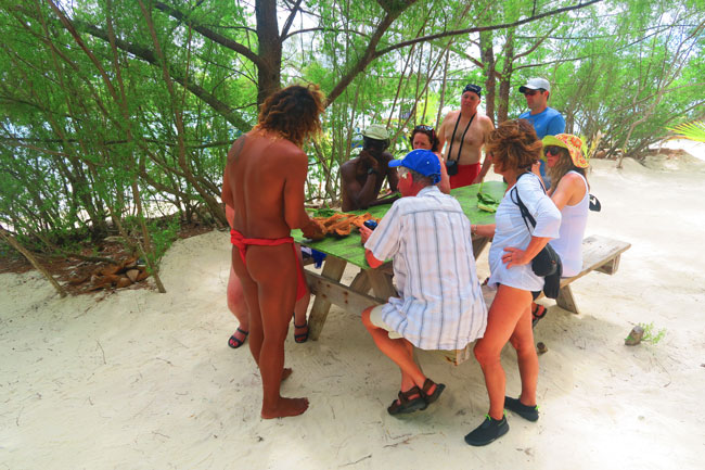 lagoon tour bora bora french polynesia did and guests