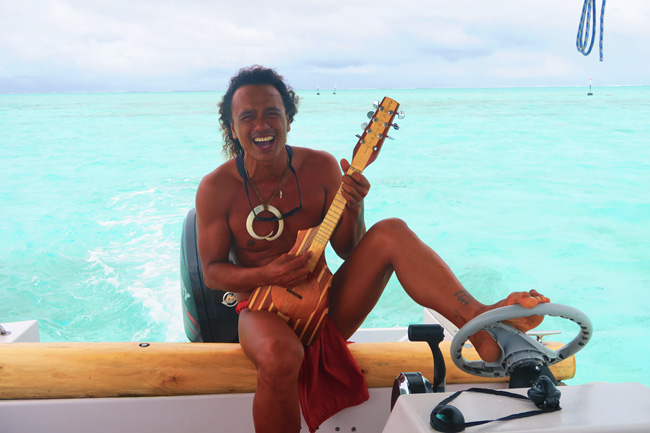 lagoon tour bora bora french polynesia didi