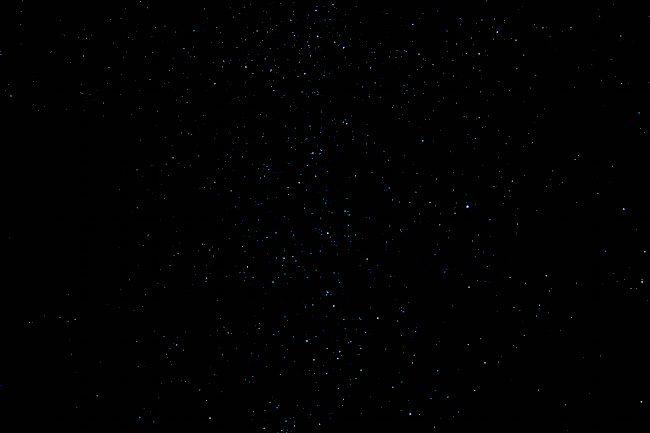 night sky Rangiroa French Polynesia