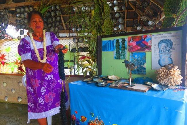 pearl farm tour tahaa french polynesia