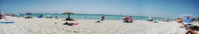 Es Trenc Nude Beach 10 days in Mallorca