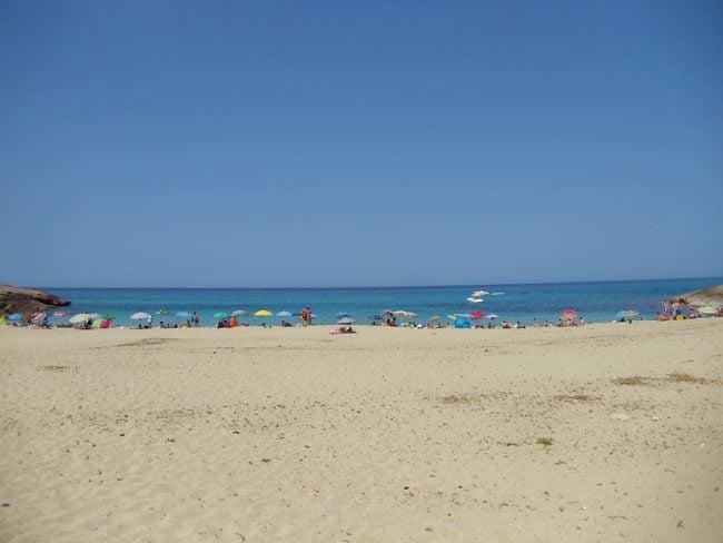 Cala Estreta Beach Mallorca