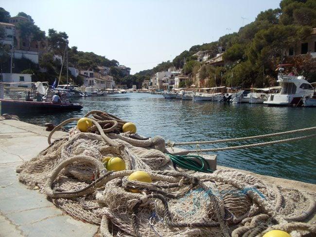 Cala-Figuera-Mallorca-harbor