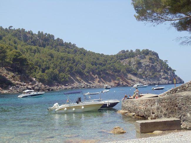 Cala Tuent Mallorca Beach 2