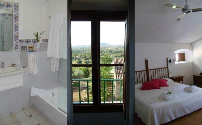 Finca Es Castell Mallorca country hotel interior