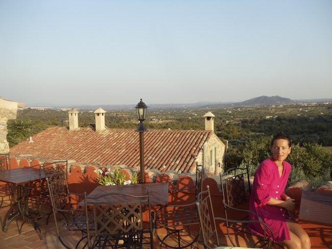Finca Es Castell Mallorca hotel view