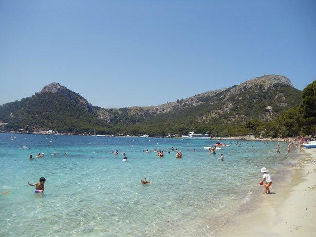 Formentor Beach Mallorca