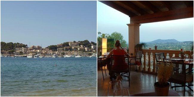 Miceli Mallorca restauarant and Port de Soller
