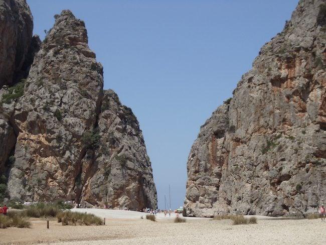 Sa Calobra Mallorca Beach