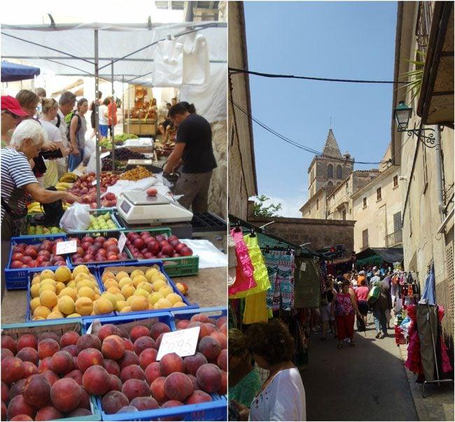 Sineu Market Mallorca