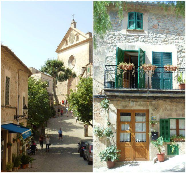 Valldemossa-Mallorca-Village-strets