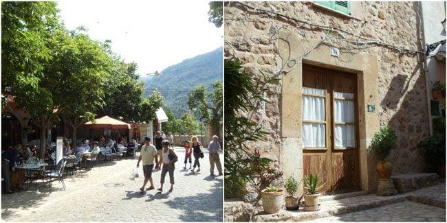 Valldemossa-Mallorca-Village-view