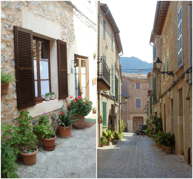 Valldemossa-Mallorca-village-narrow-alleys