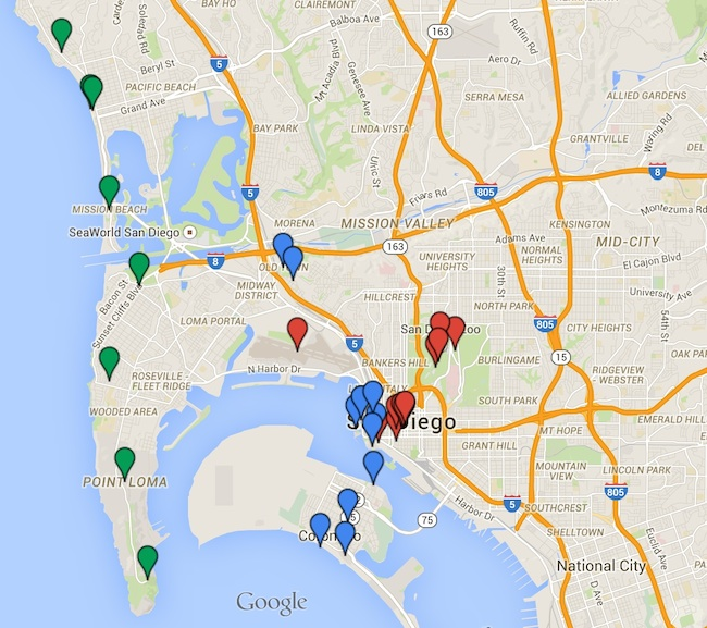 3 Days In San Diego Travel Itinerary