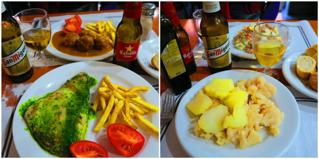 Bar-Casi-Barcelona-Typical-Spanish-Food